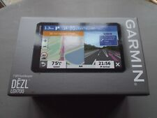 "Garmin Dezl LGV 700 MT-S 7"" GPS Truck Navigator. Brand New in Box."