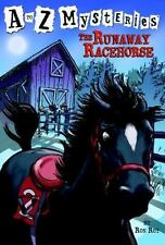 The Runaway Racehorse [A to Z Mysteries] , Roy, Ron