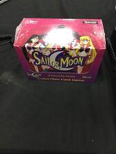 Sailor Moon CCG -  Contains 6 Character Decks Box Premier Edition (Sealed, NIB)