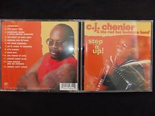C.J. CHENIER / STEP IT UP /
