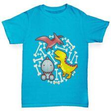 Chemises, débardeurs et t-shirts bleu pour fille de 0 à 24 mois