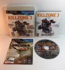 PS3 Killzone 3 ( Sony PlayStation 3 )