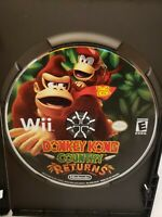 Donkey Kong Country Returns Nintendo Wii *Game Disc Only*