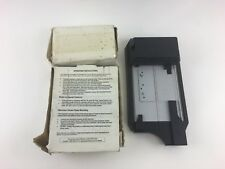 Vintage Addressograph Bartizan Manual Credit Card Imprint Machine Slider Box