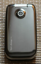 Sony Ericsson Z610i - Luster black (Unlocked) Mobile Phone Good Condition
