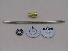Far Vew Pagoda-2 Omni 5.8ghz FPV Antenna LHCP KIT SMA