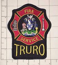 Truro Fire Dept Patch - Canada