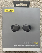 Jabra Elite 85t True Wireless Bluetooth Earbuds New Sealed
