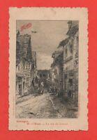 Carte Maggi - DINAN - Le rue du Jerzual  (J6909)