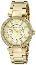 Reloj Michael Kors para Mujer Regalo de navidad  Tono Oro