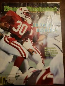 Sports Illustrated - Mike Rozier - September 5, 1983 -(M20A)