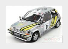 Renault R5 Supercinque Gt Turbo #9 Rally Costa D'Avorio 1989 NOREV 1:18 NV185198