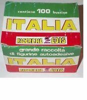 Italia Ricerche Edis Box 100 Packs Stickers