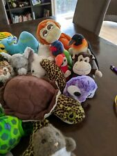 Bulk soft toys zoo animals