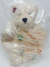 "Hermann Teddy Bear Sugar Baby #397 Ulla Artist Line Mohair Germany 10-1/2"" tall"