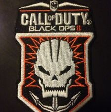 Call of Duty, COD, Black Ops 2 II, Embroidered Skull Patch Brand new