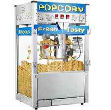 Movie Theater Popcorn Machine 12 oz Commercial Industrial Hot Oil Countertop Pop