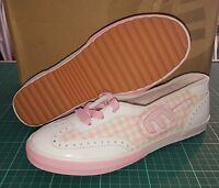 Etnies Womens Lo-Slip Skate Shoes in White/Pink. Brand New in Box! ---- Was £35
