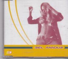 3EL-Amour cd maxi single 6 tracks