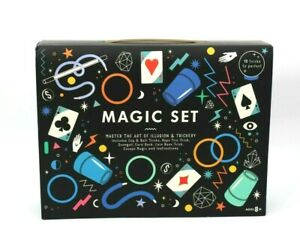 Ridley's Magic Suitcase Magic Set 15 Tricks to Perfect Magician