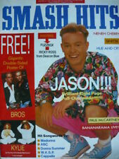 Smash Hits May Monthly Music, Dance & Theatre Magazines