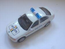 BMW 3 ** POLITIA ** POLICE ROMANIA 1/43 MODELCAR POLIZEI POLICIA POLITIE