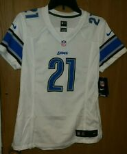 Reggie Bush Detroit Lions NFL Players Nike On Field Jersey Women's - Medium