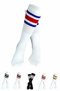 """Skateboarding Long socks Ladies Men's 19"""" and 23"""" inch Sport socks"""