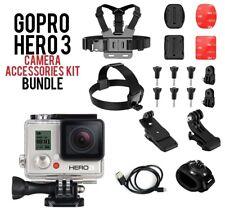 GoPro HERO3 White Edition Action Camera Wi-Fi CHDHE-301 Action Camera W/ Kit