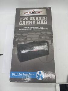 Camp Chef Carry Bag for Two Burner Stoves 2 Burner Case