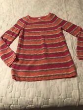 Justice Girls Sweater Size 18