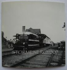 Narragansett Pier Railroad Kingston Station Brill-Mack Rail Bus Train Car photo
