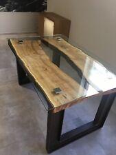 Woodslice Coffee Table, Hairpin Legs, Industrial, Wood Slice, Wooden