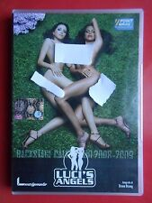 dvd luci's angels lucis angels calendario max 2008 backstage video foto photo id