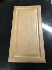 "Maple Kitchen Cabinet Raised Panel Door 28"" X 14.5"""