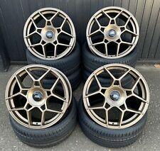 19 Zoll MM02 Felgen für BMW 3er F30 F31 F34 e90 e91 e93 M Performance