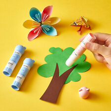 Solid Glue Sticks PVP Solider Klebestift Crafting Class Paper Photo Students 9g