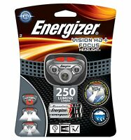 Energizer Vision HD+ Focus LED Headlamp (Batteries Included) New