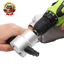 Ultimate Multipurpose Nibbler Metal Cutting Nibble Head Sheet Saw Cutter Drill