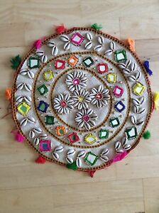 WallPiece HandCrafted Natural Materials Traditional Seashells Wall Hangings hook