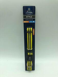 Purina Dog Collar Retro Style Medium Dogs - Adjustable - Free Shipping