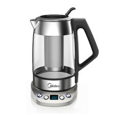 Midea Glass Kettle Smart and stylish boiling