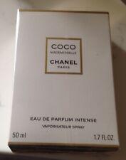 CHANEL Coco Mademoiselle. 50ml EAU DE PARFUM INTENSE. New & Sealed 100% Genuine