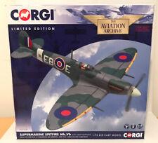 Corgi RAF Supermarine Spitfire Mk.Vb Great Escape 1942 AA31934A Bram Van Der Sto