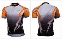 New Men's Cycling Jersey Sets Team Bike Clothing Bicycle Jerseys & Shorts Sets