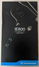 Sennheiser IE 800 In-Ear Audiophile Reference Headphones - (Chrome) Brand New