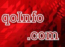Qoinfocom A Premium And Marketable Domain Name