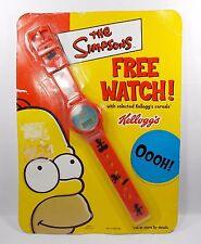 The Simpsons - Watch - Kellogg's - Matt Groening - Fox 2002