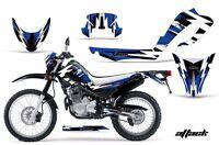 Dirt Bike Decal Graphic Kit MX Sticker Wrap For Yamaha XT250X 2006-2018 ATTACK U