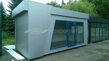 Büro Modul Verkaufs Container Pavillon Kiosk Imbiss Autohaus